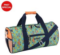 Kidkraft Geanta tip sac Duffle Bag Robot - Kidkraft (40406)