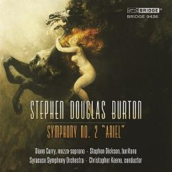 Burton, S. D Symphony No. 2