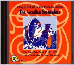 Arcadian Serenaders Johnny De Droit & The New