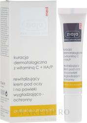 Ziaja Cremă pentru zona ochilor cu vitamina C - Ziaja Med Dermatological Treatment with Vitamin C Eye Cream 15 ml