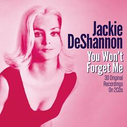 De Shannon, Jackie You Won't Forget Me - facethemusic - 3 690 Ft