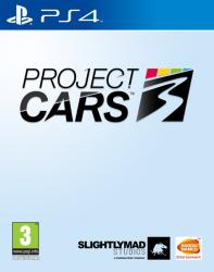 BANDAI NAMCO Entertainment Project CARS 3 (PS4)