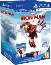 Sony Marvel's Iron Man VR [Move Twin Pack] (PS4)