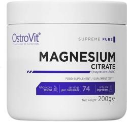 Ostrovit Nutrition OstroVit Supreme Pure Magnesium Citrate 200 g