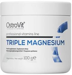 Ostrovit Nutrition OstroVit Triple Magnesium 100 g