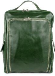 Manier Rucsac piele verde inchis GB125