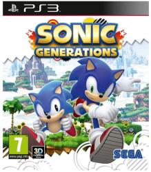 SEGA Sonic Generations (PS3)