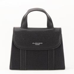 FLORA&Co Paris Geanta neagra de talie mica Betty (X9579 NOIR)