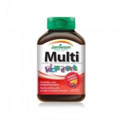 Jamieson Vitamine si minerale pentru copii Multi, 30 comprimate masticabile, Jamieson (FSH7467)