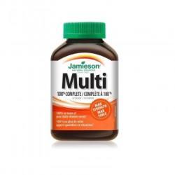 Jamieson Multi 100% Complete Vitamin, 30 capsule, Jamieson (FSH7472)