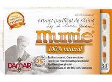Damar Extract Purificat de Rasina Mumie Damar 60cps