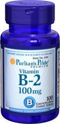 Puritan's Pride Puritan s Pride Vitamin B-2 100 mg 100 tab