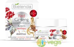 BIELENDA RED GINSENG Crema Hidratanta Antirid 40+ de Zi/Noapte 50ml