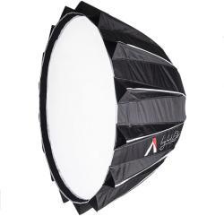 Aputure Softbox parabolic 16 spite Aputure Light Dome II 88cm Montura Bowens