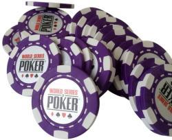 MagazinulDeSah Jeton Poker WSOP Mov, clay 10 grame