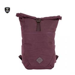 Lifeventure Rucsac cu Protectie RFID Kibo Purple 25l - Lifeventure