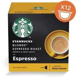 NESCAFÉ Dolce Gusto Starbucks Blonde Espresso Roast (12)