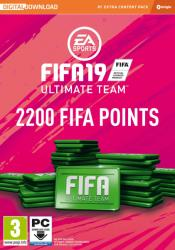 Electronic Arts FIFA 19 2200 FUT Points (PC)