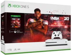 Microsoft Xbox One S (Slim) 1TB + NBA 2K20