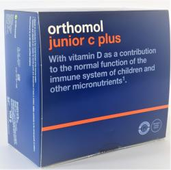 Orthomol Pharmazeutische Orthomol Junior Plus cu aromă de mandarine și portocale, 30 tablete
