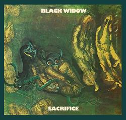 Black Widow Sacrifice -coll. Ed-