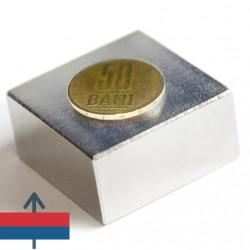 Magneo Smart Magnet neodim bloc 40 x 40 x 20 mm