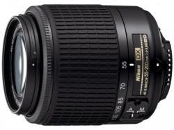 Nikon AF-S DX VR 55-200mm f/4-5.6G IF-ED (JAA798DA)