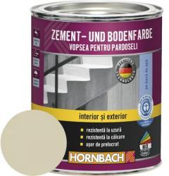 Hornbach Vopsea pentru ciment si pardoseli gri deschis 750 ml