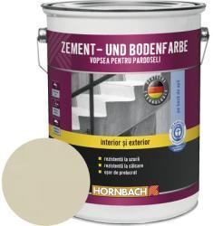 Hornbach Vopsea pentru ciment si pardoseli gri deschis 5 l