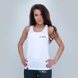 GymBeam Mesh White női atléta - GymBeam XS