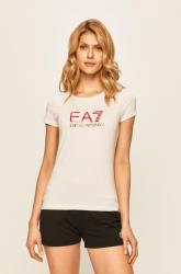 EA7 Emporio Armani - T-shirt - fehér XS - answear - 18 990 Ft