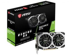 MSI GeForce GTX 1650 4GB GDDR6 (GTX 1650 D6 VENTUS XS OC)