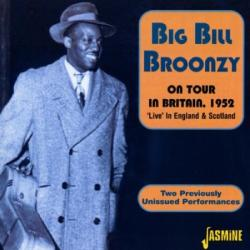 Broonzy, Big Bill On Tour (britain 1952) - facethemusic - 6 290 Ft