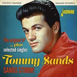 Sands, Tommy Sands Storm!