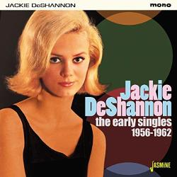 De Shannon, Jackie Early Singles 1956-1962 - facethemusic - 5 890 Ft