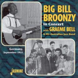 Broonzy, Big Bill In Concert Dussd. Sept '51 - facethemusic - 5 890 Ft