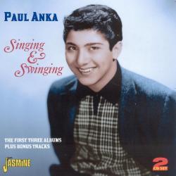 Anka, Paul Singing & Swinging - facethemusic - 6 290 Ft