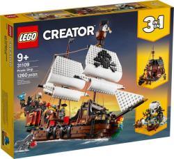 LEGO Creator - Kalózhajó (31109)