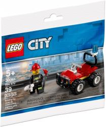 LEGO City - Tűzoltó jármű (30361)