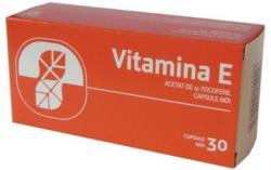 Biofarm Vitamina E, 30 capsule, Biofarm - pilulka