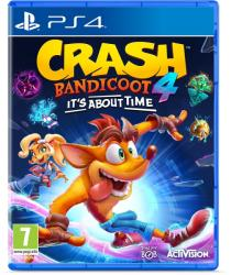 Activision Crash Bandicoot 4 It's About Time (PS4)