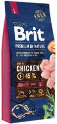 Brit Premium Junior Large Breed 15kg