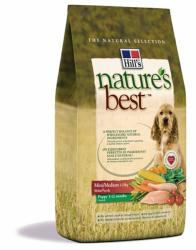 Hill's Nature's Best Puppy Mini/Medium Chicken 12kg