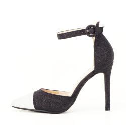 SOFILINE Pantofi eleganti cu bareta Gina (HD1887 BLACK-38)