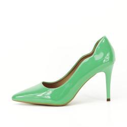 SOFILINE Pantofi verzi lacuiti Tiffany (4180 GREEN-39)