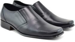 NIC-MAR Pantofi barbati eleganti din piele naturala, cu elastic - STDX3EL (STDX3EL)