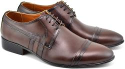 Ellion Pantofi barbati eleganti din piele naturala - 032MBOX (032MBOX)