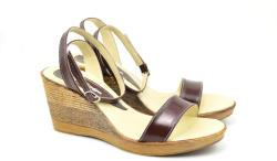 Rovi Design Sandale dama din piele naturala, Made in Romania - S107CON (S107CON)