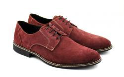 Dolly Shoes Pantofi barbati casual - eleganti din piele naturala intoarsa VIS - ROVY (RANYVIS)