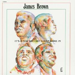 Brown, James It's A New Day-let A